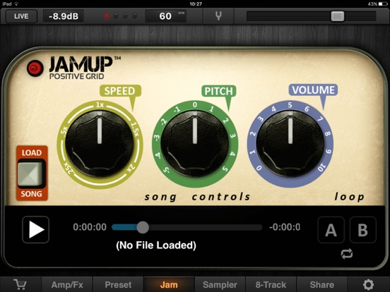 Screenshot #4 for JamUp Pro
