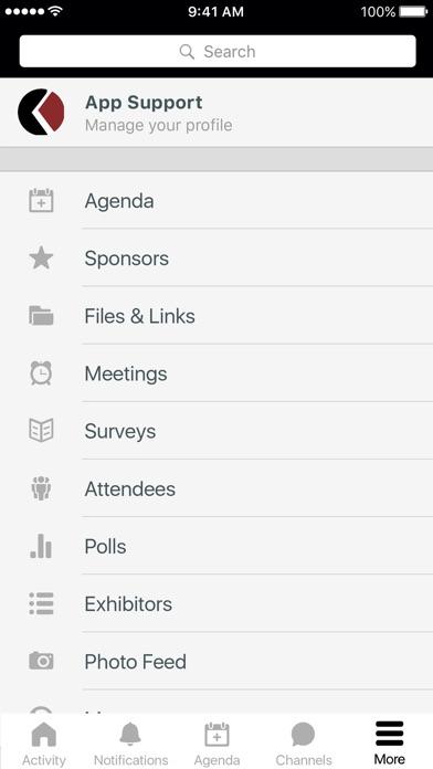 BHID Events screenshot 2