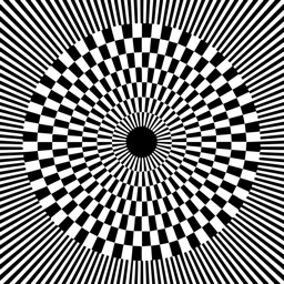 Optical illusion Maker