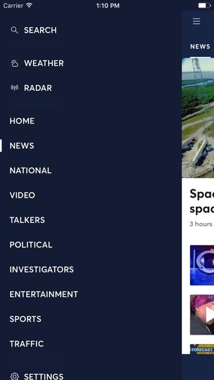 NBC2 News App screenshot-3