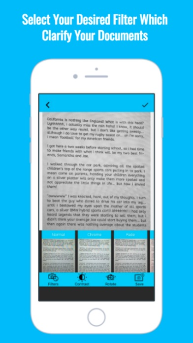 Cam Scanner HD - Doc Scanner App Download - Productivity - Android