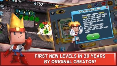 Screenshot from Boulder Dash 30th Ann. Premium