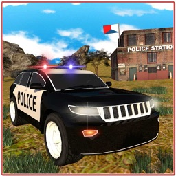 Crime City Police Car Chasing