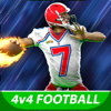 KBJ Games - Kaepernick Football artwork
