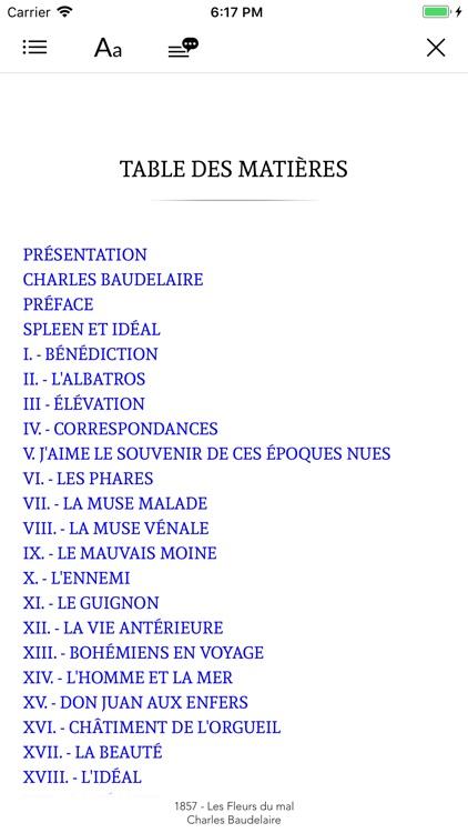 Baudelaire  Oeuvres complètes screenshot-3