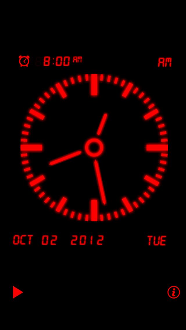 夜時計 / 音楽のスクリーンショット3