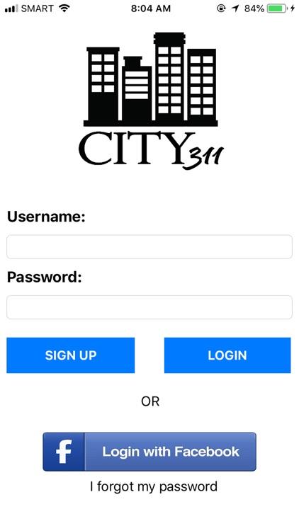City 311 User App screenshot-4