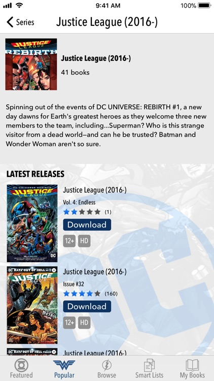 DC Comics screenshot-2