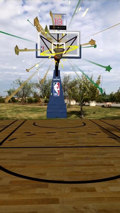 NBA AR - Basketball Game