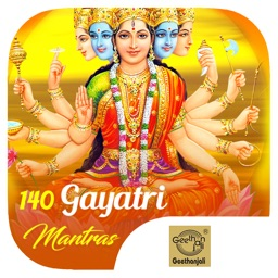 140 Gayatri Mantras