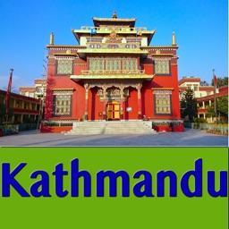 Kathmandu (Nepal) – Travel Map