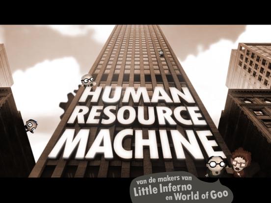 Human Resource Machine iPad app afbeelding 1