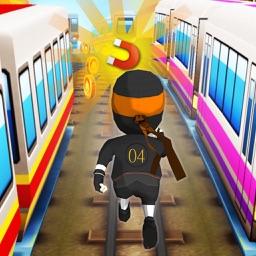 Nano Ninja Adventure Run