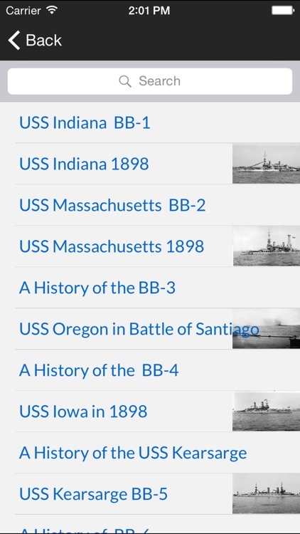 U.S Navy Ships: A History screenshot-3