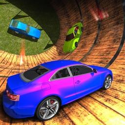 Well of Death Car Simulator