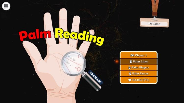 Palm Reading Premium screenshot-0