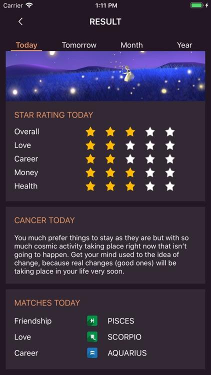Daily Zodiac Signs screenshot-3