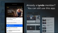 Lynda.com iphone images