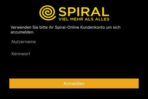 SPIRAL EasyOrder - náhled