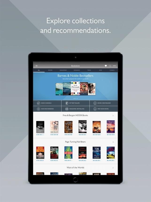 NOOK en App Store