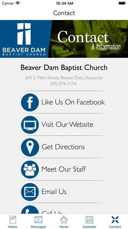 Beaver Dam Baptist Church | KY screenshot-5