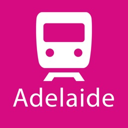Adelaide Rail Map Lite