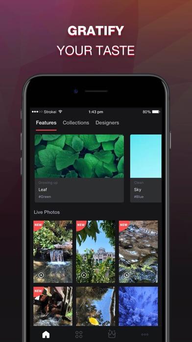 OPixels - photos editor screenshot 6