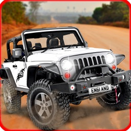 Off Road US Jeep Parking 2018