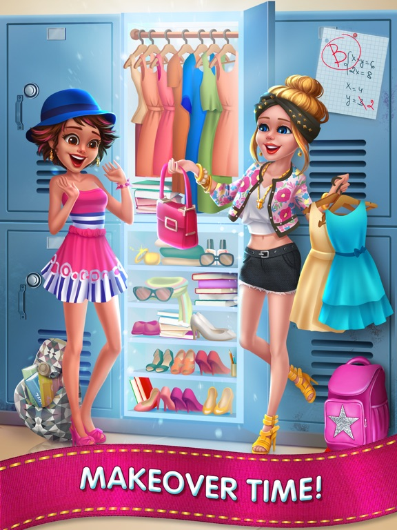Fashion School Girl screenshot 6