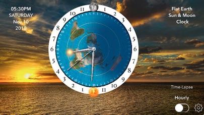 Flat Earth Sun, Moon & Zodiac screenshot 1