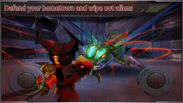 Star Warfare:Alien Invasion screenshot-3