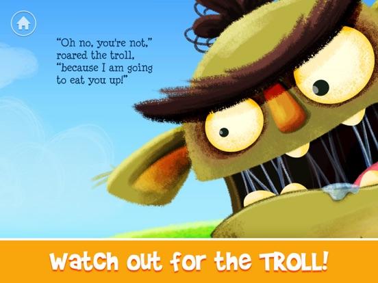 StoryTime: Billy Goats Gruff screenshot 8