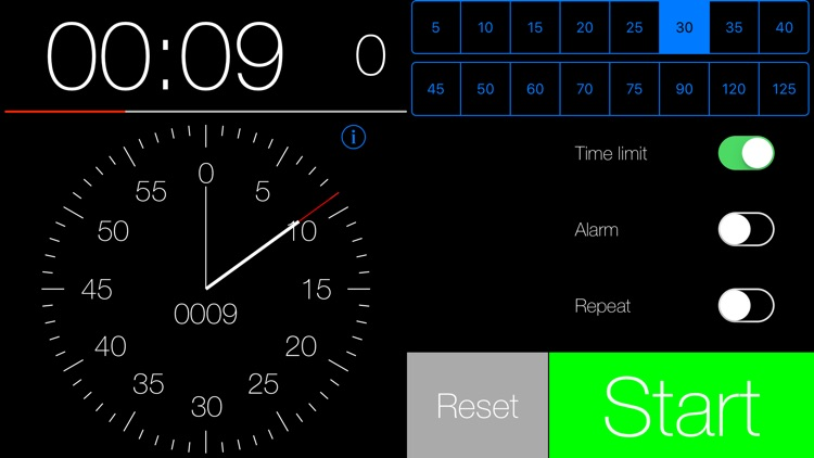 PsyTimer Stopwatch 2 screenshot-4