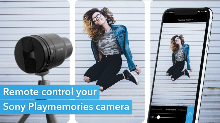 GoCamera for Sony PlayMemories