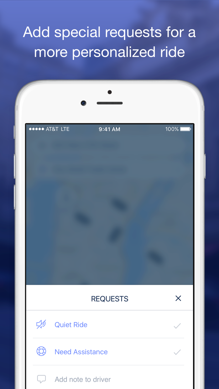 Juno - A Better Way to Ride Screenshot