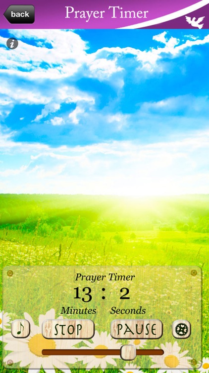 Prayer Timer Spend God time screenshot-3