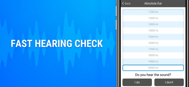 Absolute Ear: Diagnostics on the App Store