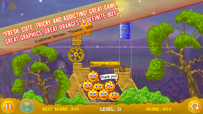 Cover Orange (Ad Supported) screenshot 4