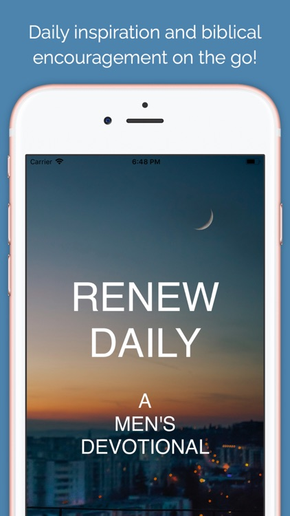 Renew Daily screenshot-0