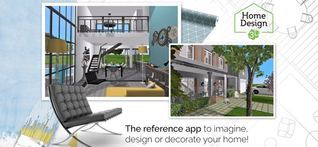 ‎Home Design 3D GOLD On The App Store