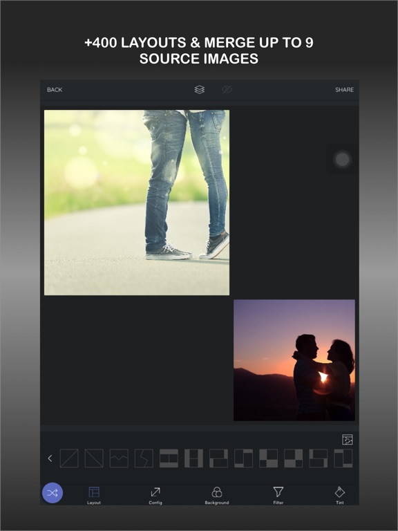 LayoutPic - Photo grid screenshot 7