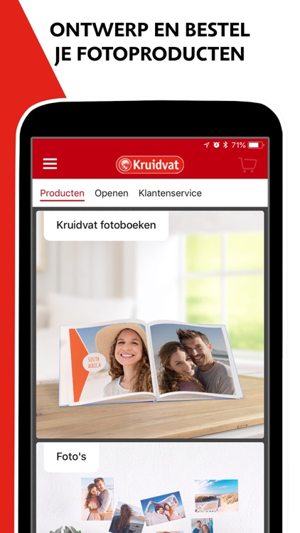 Kruidvat Fotoboek - Fotoprint screenshot-0