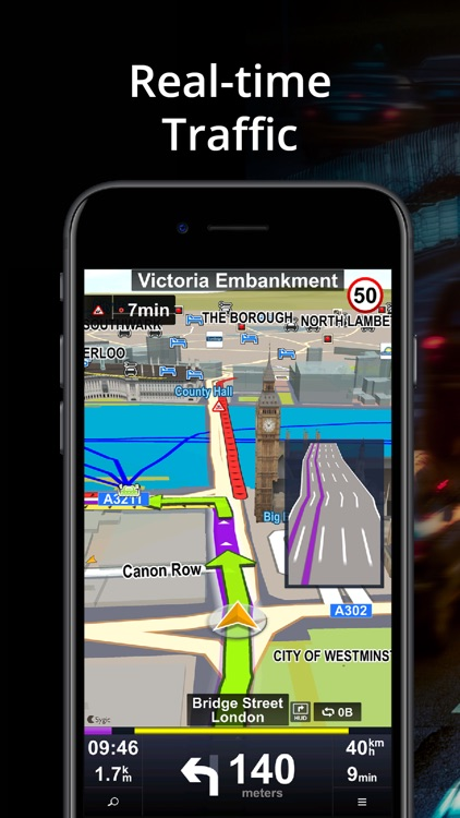 Car Navigation: GPS & Maps screenshot-3