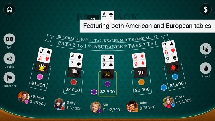 Blackjack 42 screenshot-3