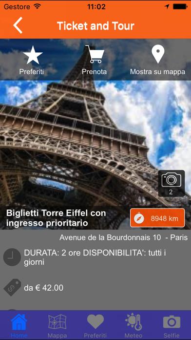 Screenshot of Parigi una guida utile4