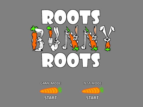 Roots Bunny Roots screenshot 1