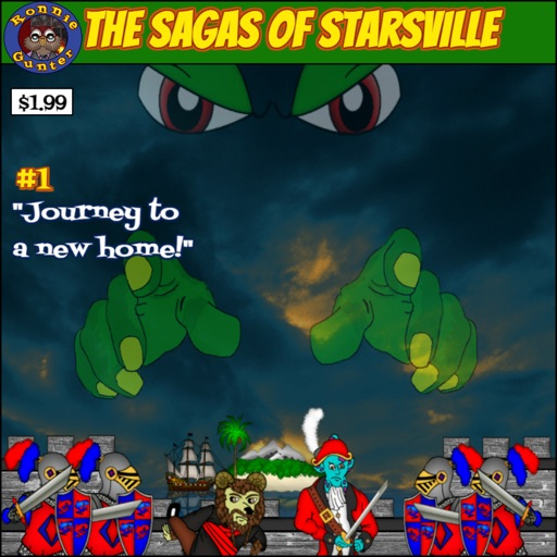 The Sagas of Starsville #1
