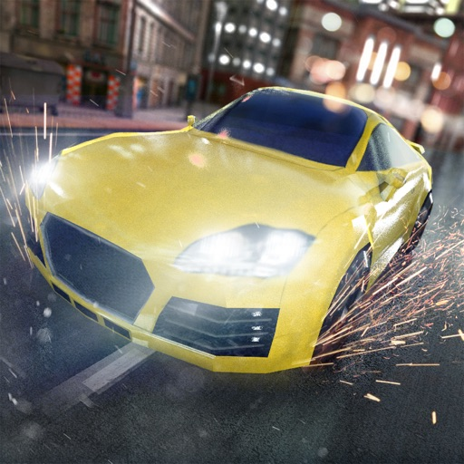 Top Car Driver: City Racing! iOS App