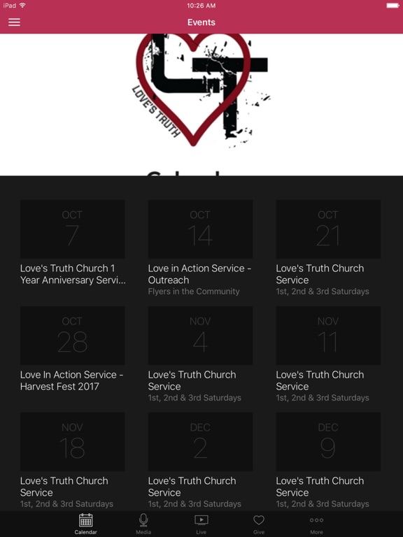 Love's Truth Church screenshot 4