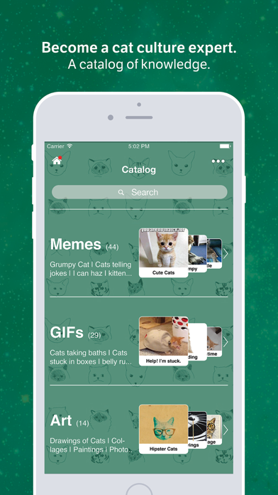 Amino for: Cats and Kittens screenshot four